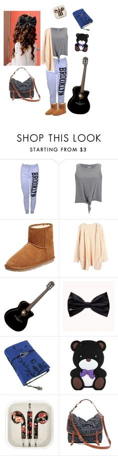 """""""Untitled #86"""" by espinoza-alyssa ❤ liked on Polyvore featuring Vero Moda, Forever 21 and Madewell"""