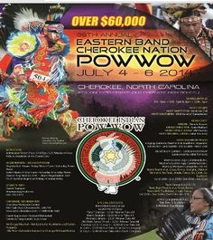 39th Annual Eastern Band Cherokee Nation Pow Wow