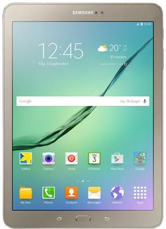 Samsung Galaxy Tab S2 8.0 SM-T719 (8/32Gb/3G/LTE/Android/Gold)  — 39890 руб. —