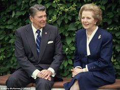 Iron Lady actress Meryl Streep pays tribute to former PM Baroness Thatcher. a pioneer for the role of women in politics. willingly or unwillingly' 40th President, President Ronald Reagan, Summit Meeting, The Iron Lady, Nancy Reagan, Margaret Thatcher, British Prime Ministers, Meryl Streep, Us Presidents