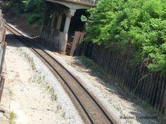 Old Railroad in Decatur, AL