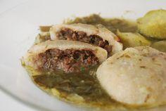 Hamousta-Kurdish Sour Dumpling Soup — Food Bridge
