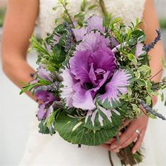 Leafy Kale Bouquet