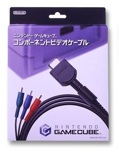 Nintendo GameCube Component Video Cable #cosmetics *** For more information, visit image affiliate link.