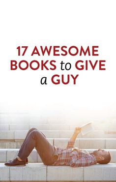 books to give the men in your life