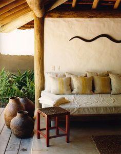 detalhe lindo da cobra MTrancoso no Uxua Casa Hotel