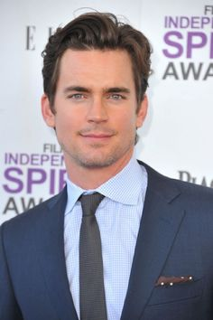 matt bomer. I realize he's gay, but do you think he'd be straight for me?