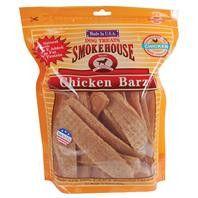 Smokehouse Pet Products Usa Made Chicken Barz
