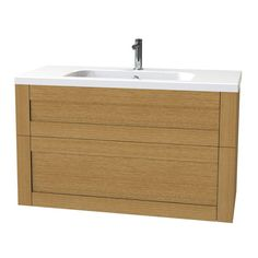 Tvättställsskåp Miller London 100 för Heltäckande Tvättställ - Tvättställsskåp & kommod - Badrumsmöbler Bathroom, Decoration, Washroom, Decor, Bath Room, Decorating, Decorations, Bath, Dekoration