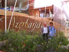 Pad Azerbaijan Expo 2015 - AG&P greenscape