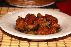 zucchini masala