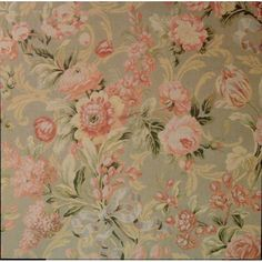 K & Company 12 x 12 LB Bordeaux Tapestry Printed Flat Scrapbook Paper