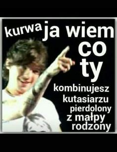 One Direction Memes Wtf Funny, Funny Memes, Hilarious, Polish Memes, 5sos Memes, One Direction Memes, Band Memes, Stuff And Thangs, 1d And 5sos