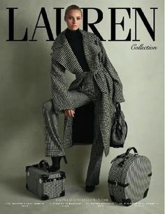 Valentina Zelyaeva reprises her role as Ralph Lauren Collection model for their Fall 2010 campaign and photographed by Carter Berg, styled by Michael Botlot Polo Ralph Lauren, Ralph Lauren Style, Ralph Lauren Collection, Winter Chic, Fall Winter, Winter Style, Valentina Zelyaeva, Ralph Laurent, Vogue