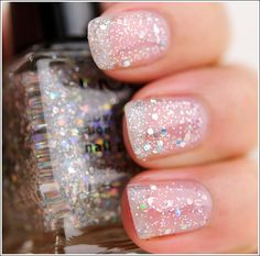 My wedding nails :)
