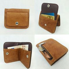 Small leather wallet by playbags.gr  It fits all + It fits everywhere  www.playbags.gr