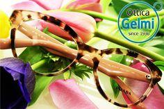 Un must per il 2015, grande classico, il tartarugato: stile classico e ricercato. #occhiali #Prada #eyewear #accessori #donna #moda
