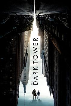 Starring Idris Elba and Matthew McConaughey in the lead, The Dark Tower is directed by Nikolaj Arcel. - Try finding Idris Elba and Matthew McConaughey in this intriguing new poster of The Dark Tower Idris Elba, The Dark Tower 2017, Dark Tower Movie, Matthew Mcconaughey, Movies To Watch, Good Movies, New Movies, 2017 Movies, Movies Free