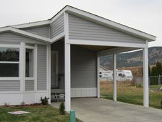 Mobile Home Additions Guide: Footers, Roofing, And Attachment Methods - single wide park model mobile home addition - Mobile Home Addition, Mobile Home Redo, Mobile Home Repair, Mobile Home Makeovers, Mobile Home Living, Mobile Home Decorating, Room Makeovers, Remodeling Mobile Homes, Home Remodeling