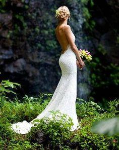 beautiful weeding dress by Katie May
