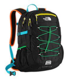The North Face, Borealis Backpack, Cosmic Blue/Zion Orange Orange Backpacks, Men's Backpacks, Trendy Backpacks, Leather Backpacks, Hiking Gear, Hiking Backpack, Puppy Backpack, North Face Borealis, Back To School Backpacks