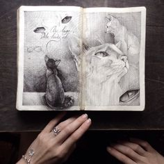 Ink. Love. Moleskine
