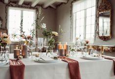 Bryllupstrender 2021 - med Weddings by Emma Table Settings, Weddings, Wedding, Place Settings, Marriage, Tablescapes