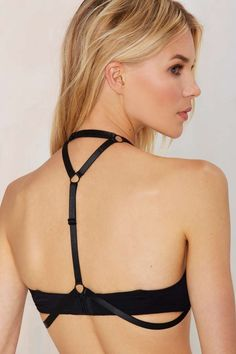 Nasty Gal Hold Up Harness - Lingerie Accessories   Lingerie