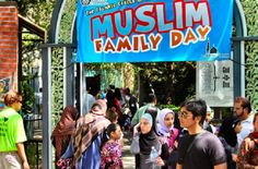 six flags muslim day