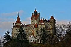 Bran (Dracula) Castle - Brasov, Transylvania, Romania