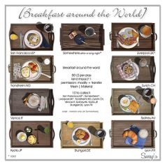 Sway's [Breakfast around the World]   The Arcade - June 2014 - key