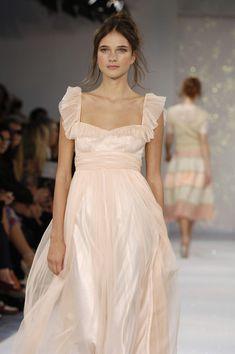 Luisa Beccaria at Milan Fashion Week Spring 2006 - StyleBistro