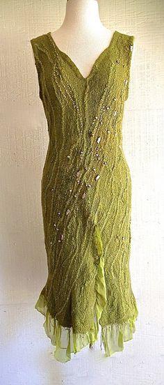 Jenine Windeshausen dress (front)