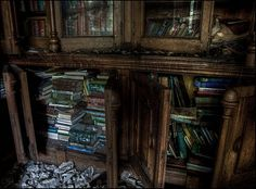 The forgotten Furhouse Manor Books
