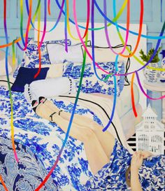 beautiful artwork by naomi okubo and a thoughtful post by erin loechner