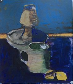 Richard Diebenkorn, Gouache on paper,1964