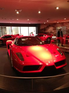the famous and the expensive car in the world  and you can see it in live in the farrari world in Abu Dhabi