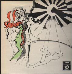 The Pretty Things - LP - S.F. Sorrow - 1968