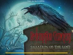 Download: https://www.facebook.com/pages/Redemption-Cemetery-4-Salvation-of-the-Lost-Game/131708393671436  Redemption Cemetery 4: Salvation of the Lost Collector's Edition PC Game, Adventure Games. Help three lost souls and save your dog! Train bring you and three other passengers to the old cemetery and Hina, cemetery's keeper, demanding you to help three lost souls! Download Redemption Cemetery 4: Salvation of the Lost Collector's Edition for PC for free!
