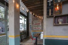 Mad Mex Restaurant by Morris Selvatico Interior Design, Sydney – Australia » Retail Design Blog