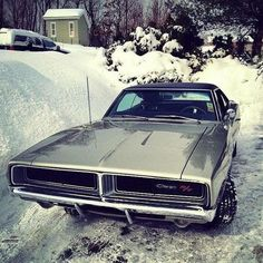 69 Dodge Charger #dodgeclassiccars #AwesomeCars