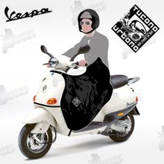 Tucano Urbano Termoscud R151 - Vespa ET2 / ET4 | Scooter Leg Covers | FREE UK delivery