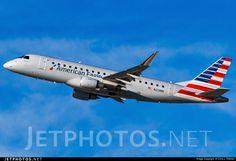 Photo of N219NN Embraer 170-200LR by Chris J. Ratnam