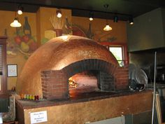 An oven typically takes 4 workers about 3 weeks to build a custom brick oven…