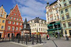 Wroclaw, Warsaw, Poland