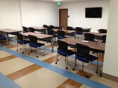 Altro Suprema & Timbersafe installed in an educational setting. - www.altro.com