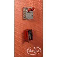 Transformador eléctrico Mod B - Macone Models