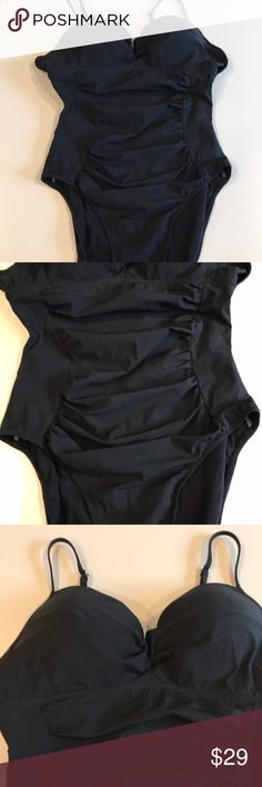 69546a4340a7f Assets by Spanx One Piece Swimsuit Size Large Assets by Spanx One Piece  Swimsuit Size Large