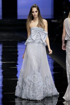 Elie Saab at Couture Spring 2007
