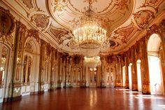 Queluz Palace - Ballroom by Zeroth57.deviantart.com on @deviantART